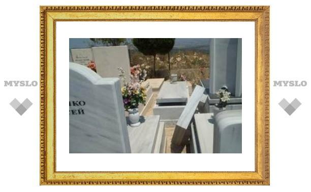 В Киреевском районе задержаны вандалы