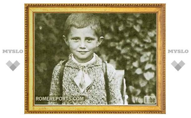 Выходит первый документальный телефильм о жизни и деятельности Бенедикта XVI