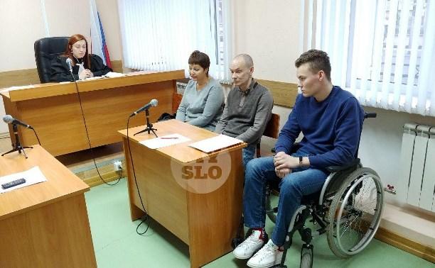 17-летний спортсмен из Тулы стал инвалидом после ДТП в Сочи