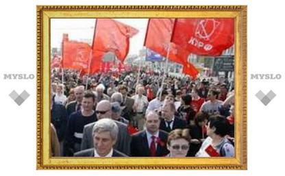 Тульские коммунисты рвутся в СМИ
