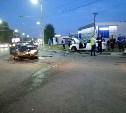 В Туле столкнулись Toyota и Lada Granta: пострадали два человека