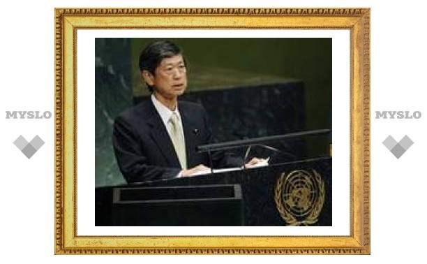Япония свернула финансовую помощь Мьянме