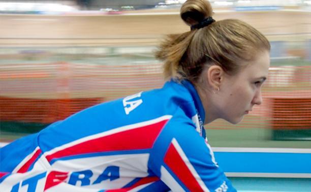 Тульская велосипедистка выиграла золото европейского первенства