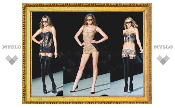 Volvo Fashion Week: взрыв соблазна от Александры Серовой