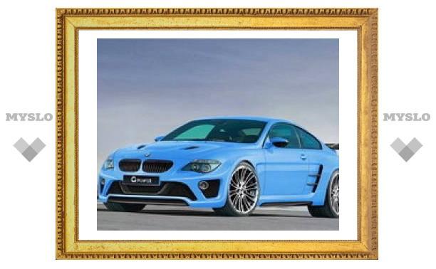 Немецкий тюнер разогнал BMW M6 до 367 км/ч