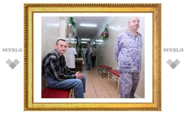 В Туле убийцу отправили в психбольницу