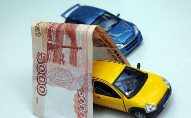 Правительство поддержало введение ограничения на изменения тарифов ОСАГО