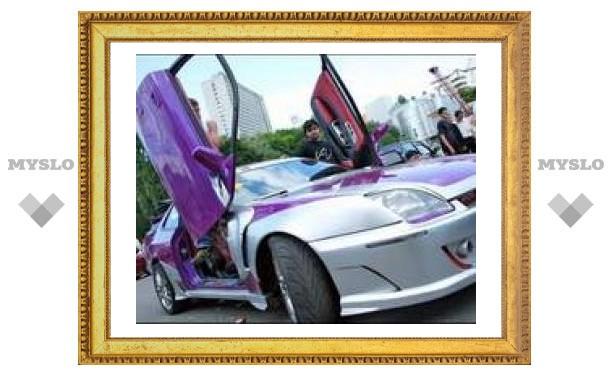 """Автомобили-""""хамелеоны"""" стремительно завоевывают рынок"""