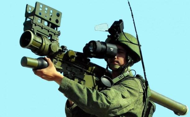 Тульские десантники получат новейший ПЗРК «Верба»