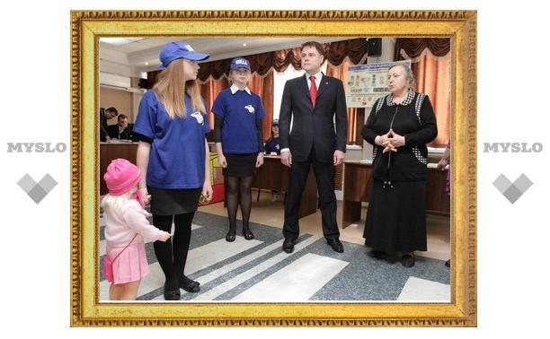 Владимир Груздев посетил Тульский региональный центр «Безопасные дороги»