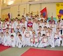 В Щекино посоревновались юные мастера рукопашного боя