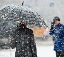 Погода в Туле 28 марта: мокрый снег и похолодание