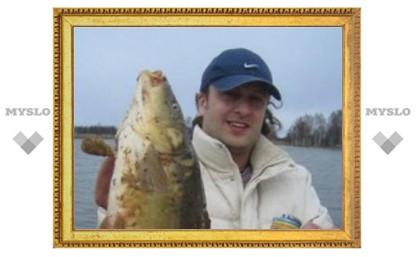 Тулякам запретят ловить рыбу