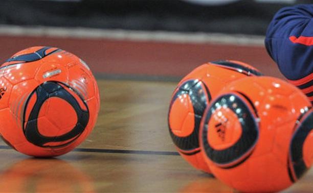 В Туле стартовало региональное первенство по мини-футболу
