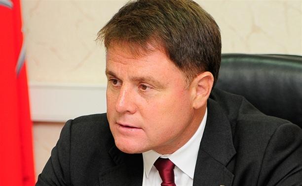 Владимир Груздев встретится с жителями Киреевского района