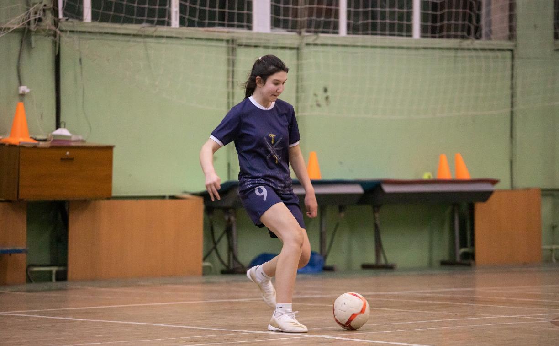Женская футбольная команда из Тулы получит финансирование для участия в Первой лиге