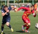 Молодёжка тульского «Арсенала» проиграла сверстникам из «Мордовии»