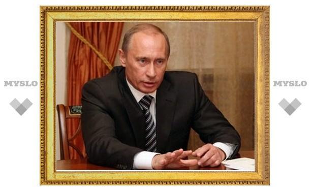 Путин пообещал не допустить обвала рубля