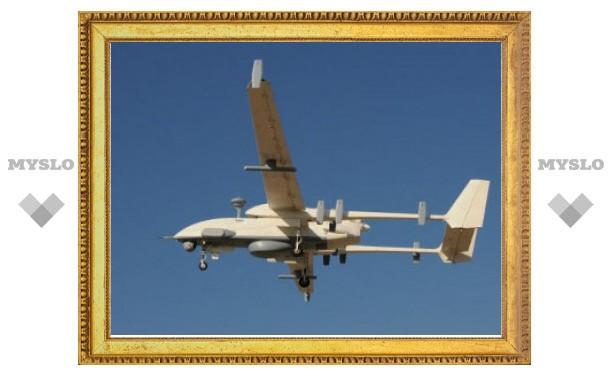 Беспилотник Heron совершил перелет через Анды