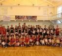 В Туле прошёл детский Рождественский турнир по волейболу