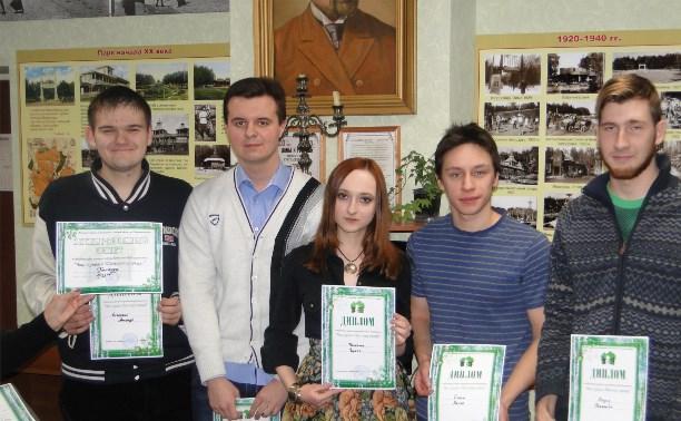 В викторине Центрального парка победила команда «Эрудит» от ТулГУ
