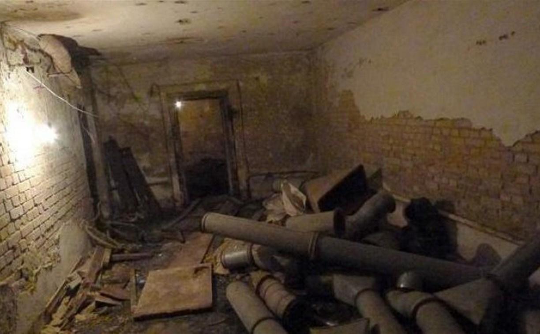 В Новомосковске в подвале котельной обнаружен труп
