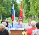 Евгений Авилов встретился с жителями территории «Иншинское»