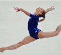 Тульские грации отличились на турнире по художественной гимнастике