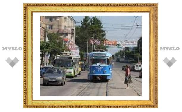 В Заречье открыли трамвайное движение