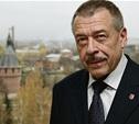 Юрий Андрианов принял участие в торжествах по случаю юбилея Рязанского высшего воздушно-десантного командного училища