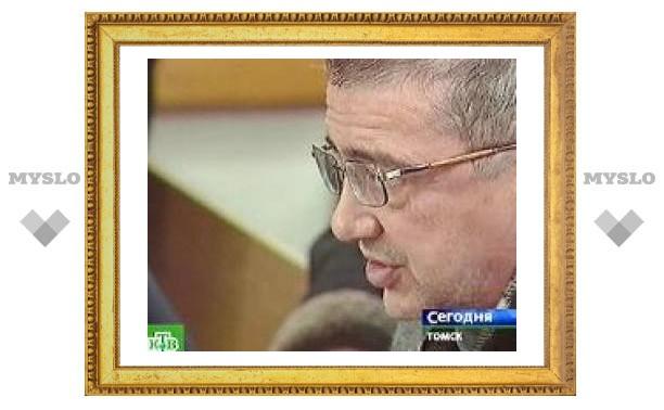 Начались слушания по делу бывшего мэра Томска