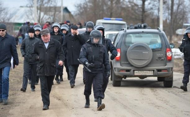Цыганская община из Плеханово боится, что их дома полностью отключат от газа