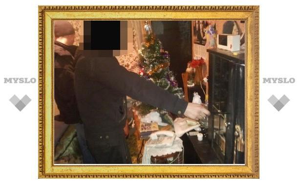 Туляк убил пенсионерку за нательный крестик, ордена и 95 рублей