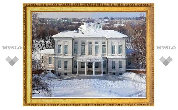 Богородицкий дворец-музей и парк борется за премию Потанина