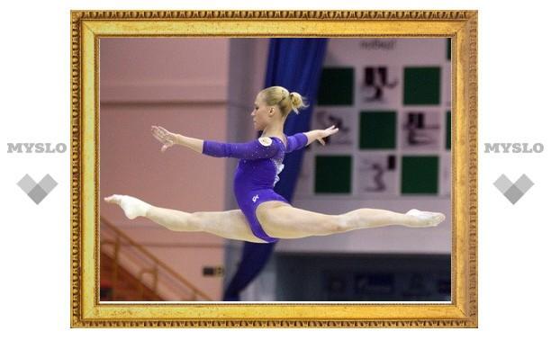 Тульская гимнастка выиграла вольные упражнения на Кубке мира
