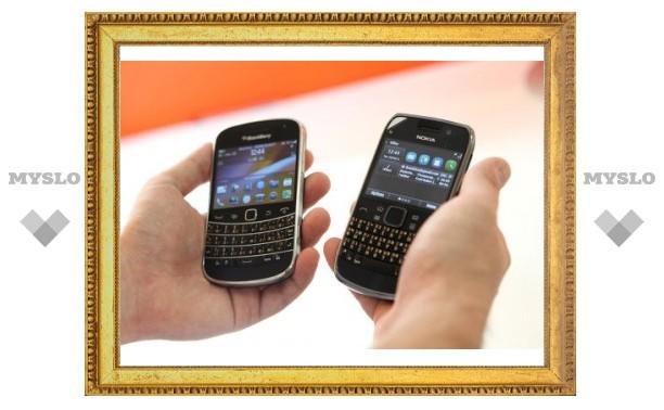 Мобильные телефоны и компьютеры обманули туляков