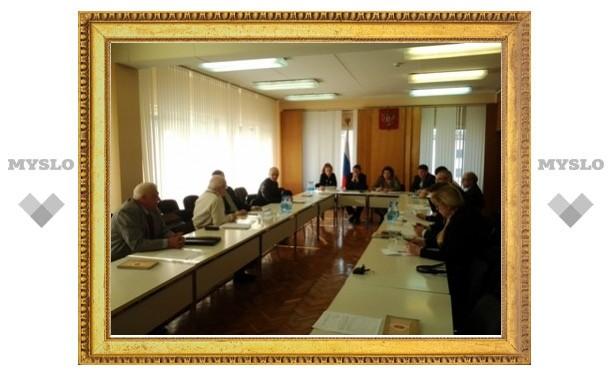 В Тульской области сократится число муниципальных образований