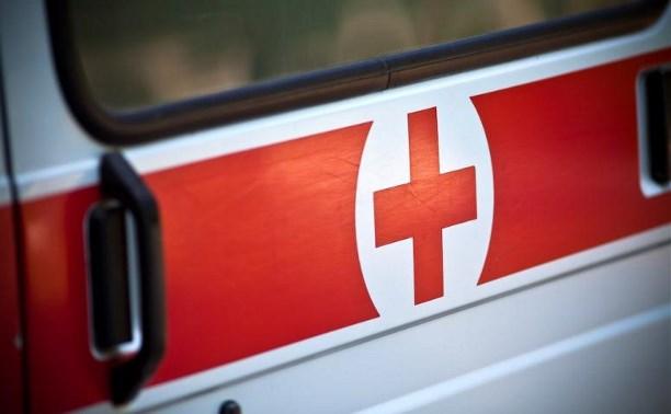 В Дубне умирающий водитель врезался в здание