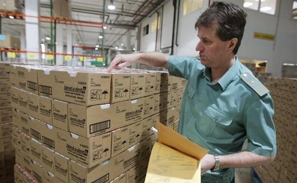 Туляки могут остаться без украинских товаров