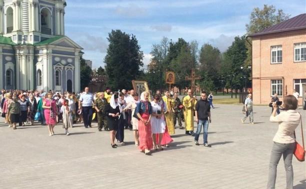 В Туле отпразднуют 465-ю годовщину обороны Тульского кремля и день иконы Николы Тульского