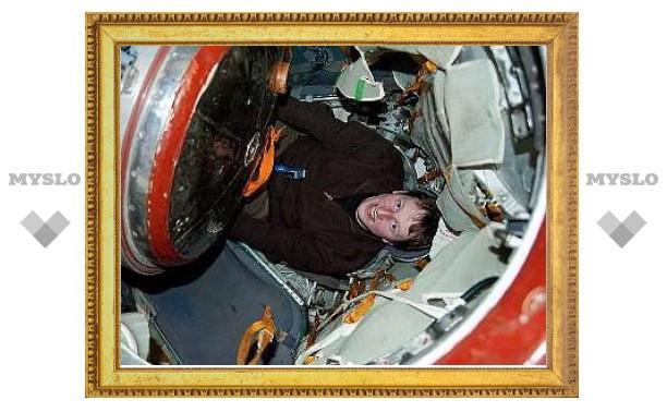 """Участников эксперимента """"Марс-500"""" поместили в надувной пончик"""