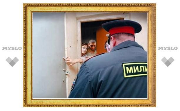 Милиционеры попались на вымогательстве