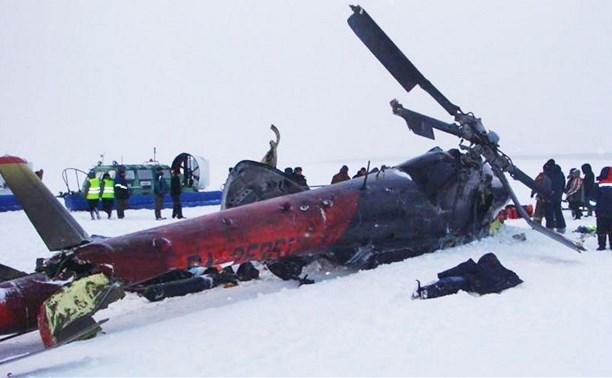 Владимир Груздев выразил соболезнования в связи с крушением Ми-8 в Красноярском крае