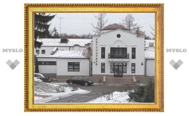 Резиденцию губернатора в Богучарово сдали-таки в аренду
