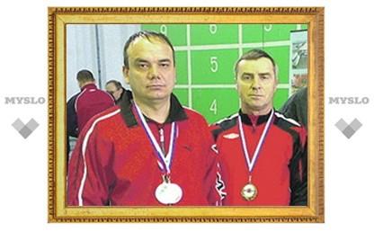 Тульские мастера настольного тенниса подтвердили свой класс