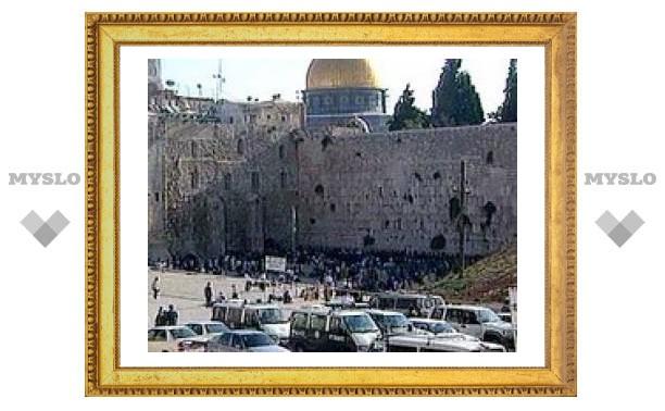 Женщинам-раввинам не разрешили молиться у Стены Плача