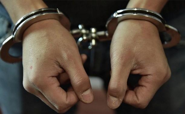 В Тульской области задержали группу наркоторговцев