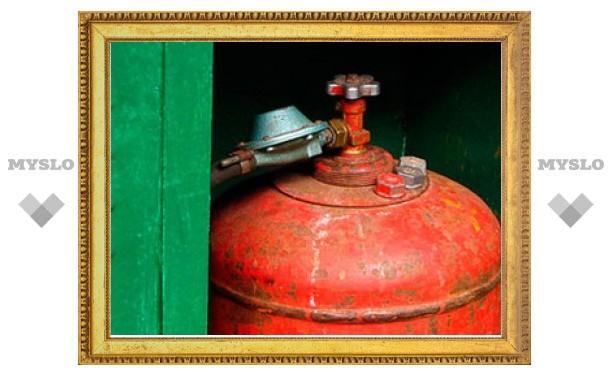 В Туле взорвались газовые баллоны, пострадавшие в реанимации