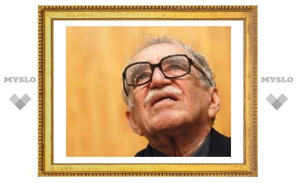 Мексиканский актер экранизирует неизвестное произведение Маркеса
