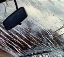 В Пролетарском районе пьяный школьник съехал на автомобиле в кювет